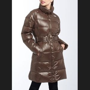 The North Face Women's Caroline Coat Brown Medium